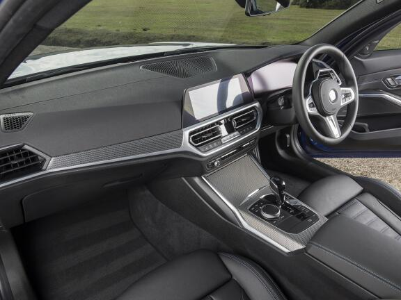 BMW 3 SERIES TOURING 318i M Sport 5dr Step Auto [Tech Pack]