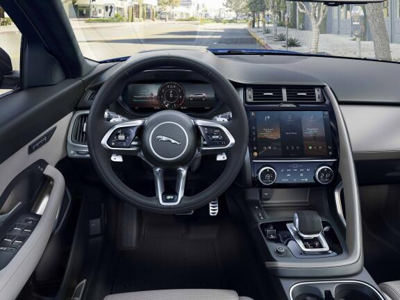 JAGUAR E-PACE ESTATE 2.0 P200 R-Dynamic HSE 5dr Auto