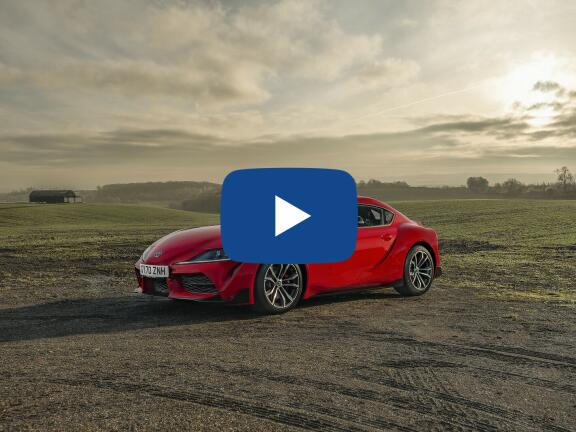 Video Review: TOYOTA SUPRA COUPE SPECIAL EDITIONS 2.0 Fuji Speedway Edition 3dr Auto