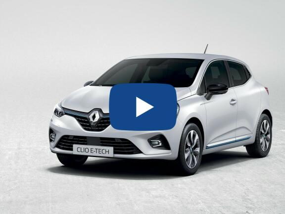 Video Review: RENAULT CLIO HATCHBACK SPECIAL EDITION 1.6 E-TECH Hybrid 140 Launch Edition 5dr Auto