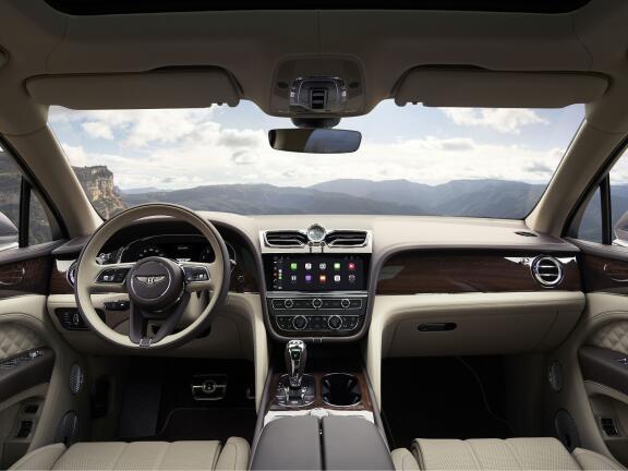 BENTLEY BENTAYGA ESTATE 4.0 V8 5dr Auto [4 Seat]