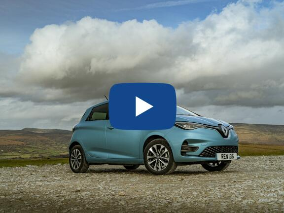 Video Review: RENAULT ZOE HATCHBACK 80kW Iconic R110 50kWh Rapid Charge 5dr Auto