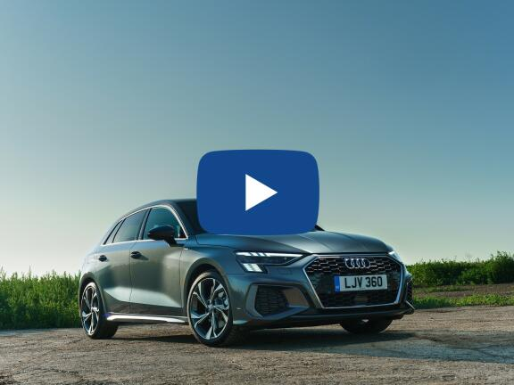 Video Review: AUDI A3 SPORTBACK SPECIAL EDITIONS 40 TFSI Quattro Edition 1 5dr S Tronic [C+S]