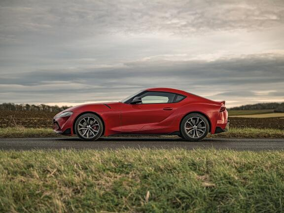 TOYOTA SUPRA COUPE SPECIAL EDITIONS 3.0 Jarama Race Track Edition 3dr Auto