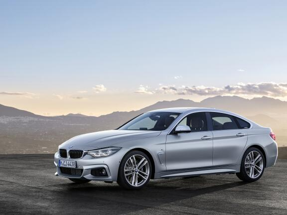 BMW 4 SERIES GRAN DIESEL COUPE 420d [190] xDrive Sport 5dr Auto [Business Media]