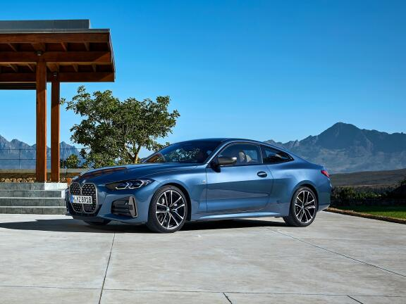 BMW 4 SERIES COUPE 420i M Sport 2dr Step Auto [Pro Pack]