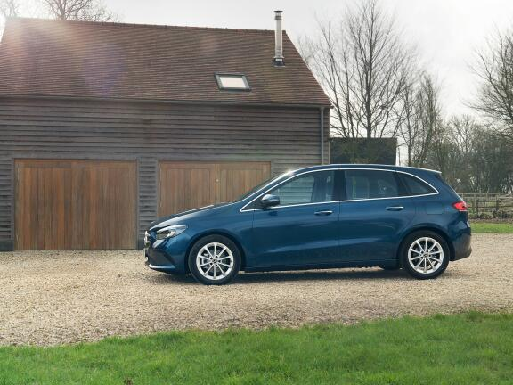 MERCEDES-BENZ B CLASS HATCHBACK SPECIAL EDITIONS B220d AMG Line Executive Edition 5dr Auto
