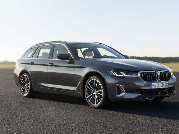 BMW 5 SERIES TOURING 520i MHT M Sport 5dr Step Auto [Pro Pack]