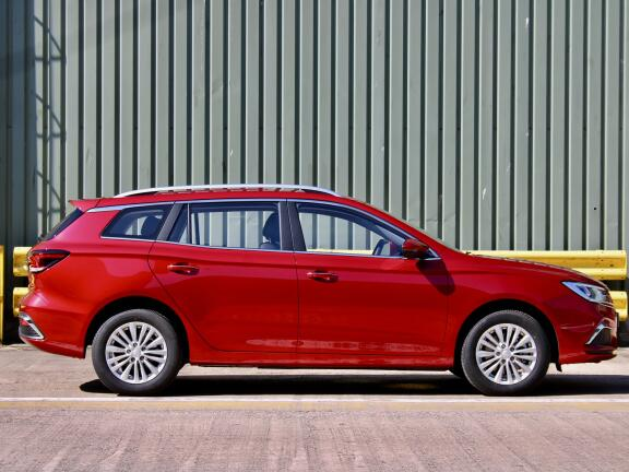 MG MOTOR UK MG5 ELECTRIC ESTATE 115kW Exclusive EV 61kWh 5dr Auto