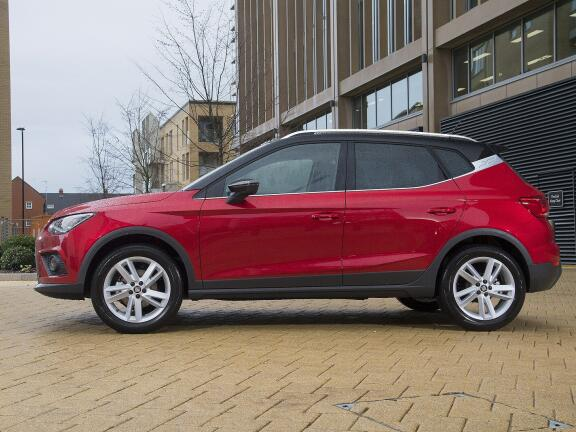 SEAT ARONA HATCHBACK 1.0 TSI 110 XPERIENCE Lux 5dr DSG
