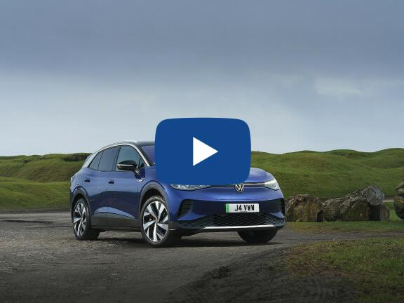 Video Review: VOLKSWAGEN ID.4 ELECTRIC ESTATE 109kW Life Pure 52kWh 5dr Auto