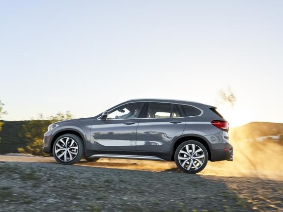 BMW X1 DIESEL ESTATE sDrive 18d M Sport 5dr