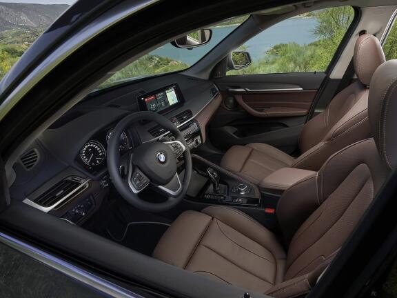 BMW X1 DIESEL ESTATE sDrive 18d M Sport 5dr Step Auto
