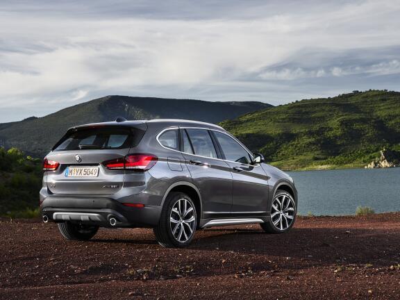 BMW X1 DIESEL ESTATE xDrive 18d M Sport 5dr
