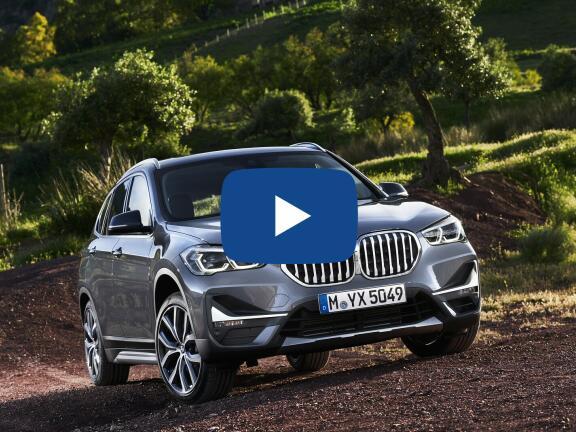 Video Review: BMW X1 DIESEL ESTATE sDrive 18d xLine 5dr Step Auto