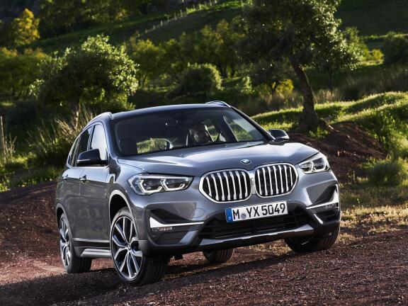 BMW X1 DIESEL ESTATE xDrive 18d M Sport 5dr Step Auto