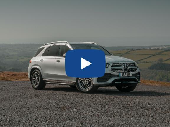 Video Review: MERCEDES-BENZ GLE DIESEL ESTATE GLE 400d 4Matic AMG Line Prem 5dr 9G-Tronic [7 St]