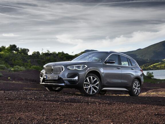 BMW X1 DIESEL ESTATE xDrive 18d xLine 5dr Step Auto