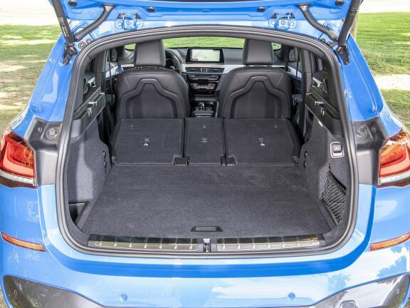 BMW X1 DIESEL ESTATE xDrive 20d M Sport 5dr Step Auto