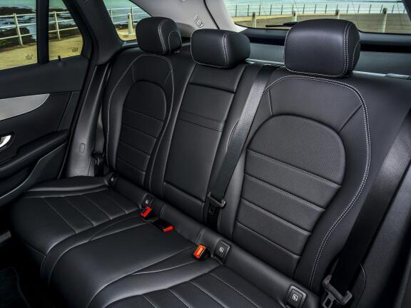 MERCEDES-BENZ GLC AMG ESTATE GLC 43 4Matic Premium 5dr MCT
