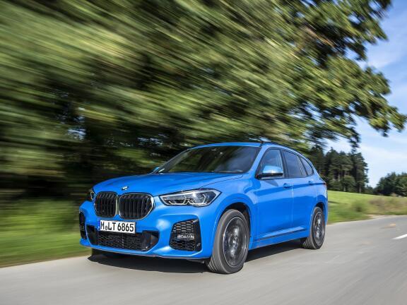 BMW X1 DIESEL ESTATE xDrive 20d SE 5dr Step Auto