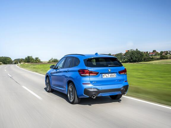 BMW X1 DIESEL ESTATE xDrive 20d xLine 5dr Step Auto