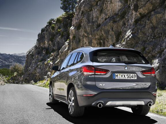 BMW X1 ESTATE xDrive 20i M Sport 5dr Step Auto