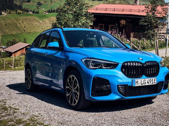 BMW X1 ESTATE xDrive 25e M Sport 5dr Auto [Tech Pack II]