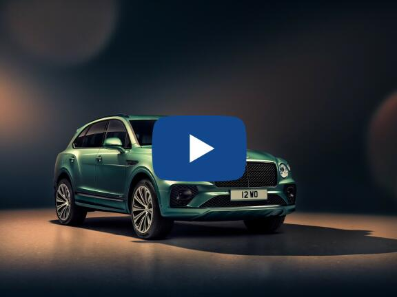 Video Review: BENTLEY BENTAYGA ESTATE 4.0 V8 5dr Auto [Touring Spec]