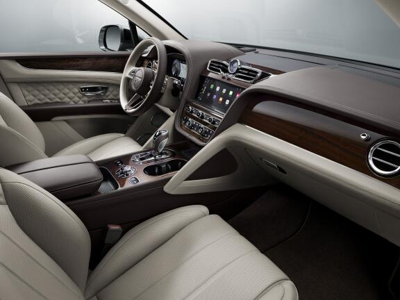 BENTLEY BENTAYGA ESTATE 4.0 V8 5dr Auto [Touring Spec] [7 Seat]