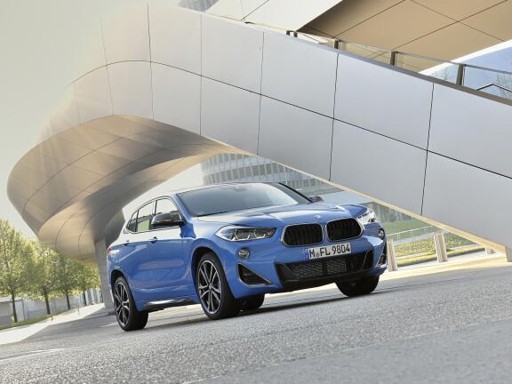 BMW X2 DIESEL HATCHBACK sDrive 18d M Sport X 5dr