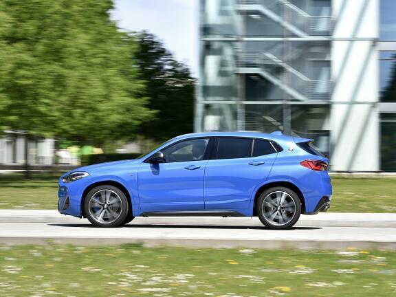 BMW X2 DIESEL HATCHBACK sDrive 18d M Sport X 5dr Step Auto