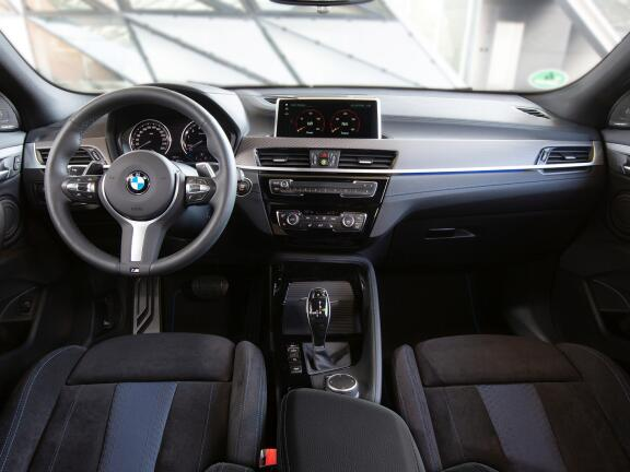 BMW X2 HATCHBACK sDrive 18i M Sport 5dr Step Auto