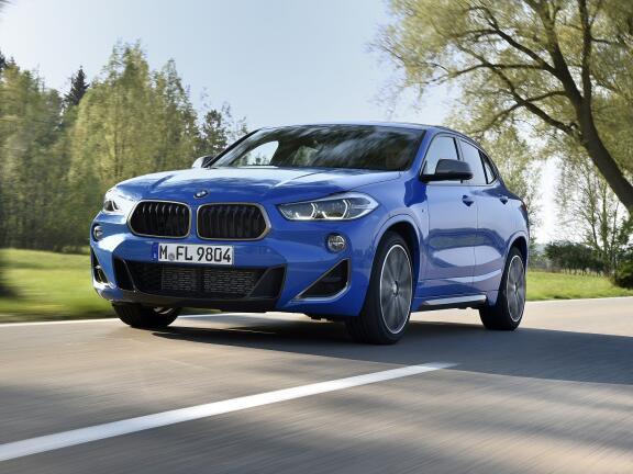 BMW X2 HATCHBACK sDrive 20i SE 5dr Step Auto