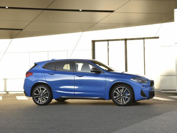 BMW X2 DIESEL HATCHBACK xDrive 18d Sport 5dr Step Auto