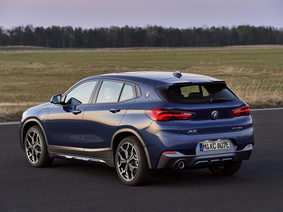 BMW X2 HATCHBACK xDrive 25e M Sport 5dr Auto