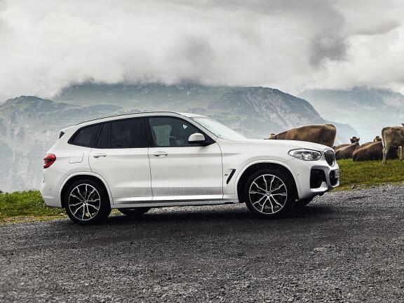 BMW X3 ESTATE xDrive 30e M Sport 5dr Auto [Tech Pack]