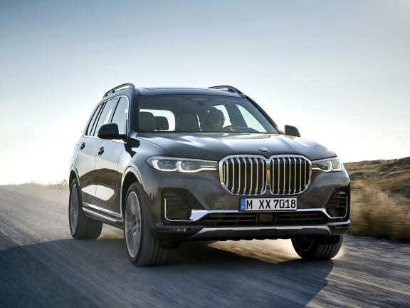 BMW X7 ESTATE xDrive40i 5dr Step Auto [6 Seat]
