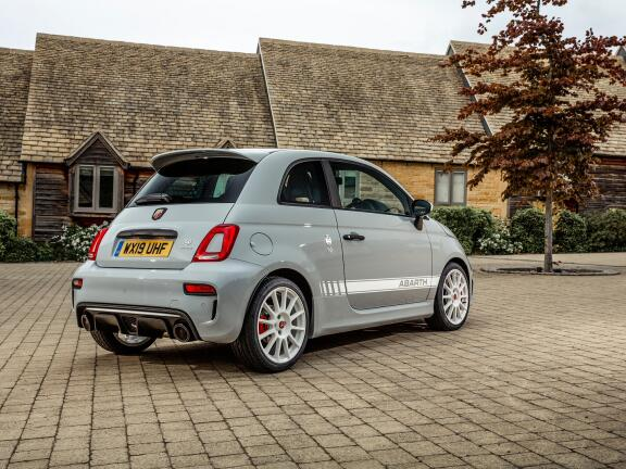 ABARTH 595 HATCHBACK SPECIAL EDITION 1.4 T-Jet 165 Turismo 70th Anniversary 3dr Auto
