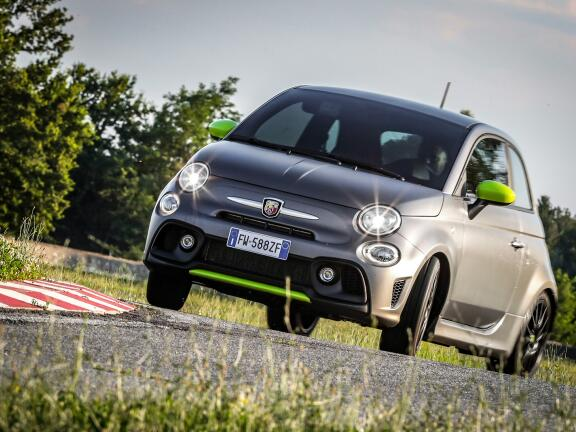 ABARTH 595 HATCHBACK SPECIAL EDITION 1.4 T-Jet 165 Turismo 70th Anniversary 3dr