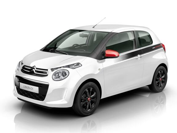 CITROEN C1 HATCHBACK 1.0 VTi 72 Touch 3dr