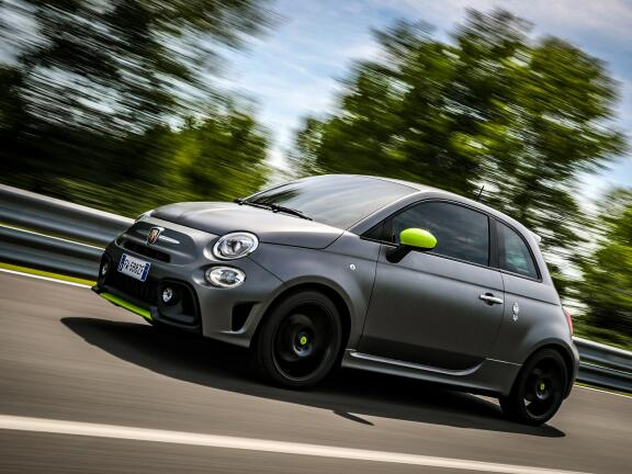 ABARTH 595 HATCHBACK SPECIAL EDITION 1.4 T-Jet 180 Competizione 70th Anniversary 3dr