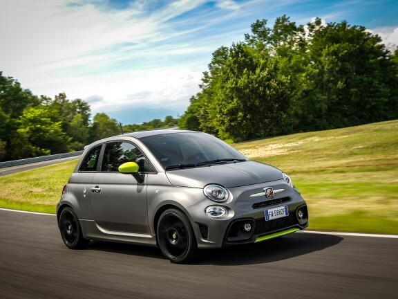 ABARTH 595 HATCHBACK SPECIAL EDITION 1.4 T-Jet 180 Essesse 70th Anniversary 3dr Auto