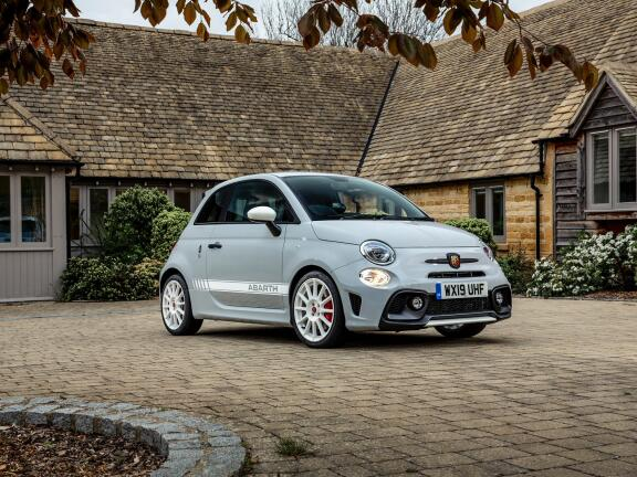 ABARTH 595C CONVERTIBLE SPECIAL EDITION 1.4 T-Jet 145 70th Anniversary 2dr