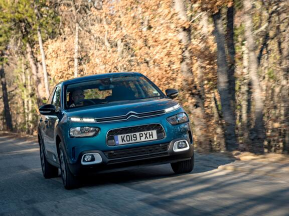 CITROEN C4 CACTUS DIESEL HATCHBACK 1.5 BlueHDi Flair 5dr