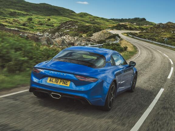 ALPINE A110 COUPE 1.8L Turbo 292 S 2dr DCT