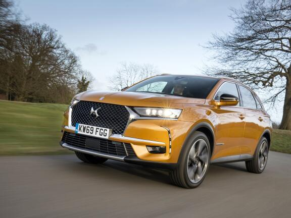 DS DS 7 DIESEL CROSSBACK HATCHBACK 2.0 BlueHDi Prestige 5dr EAT8