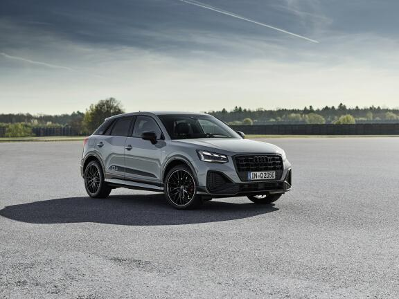 AUDI Q2 ESTATE 35 TFSI Black Edition 5dr S Tronic