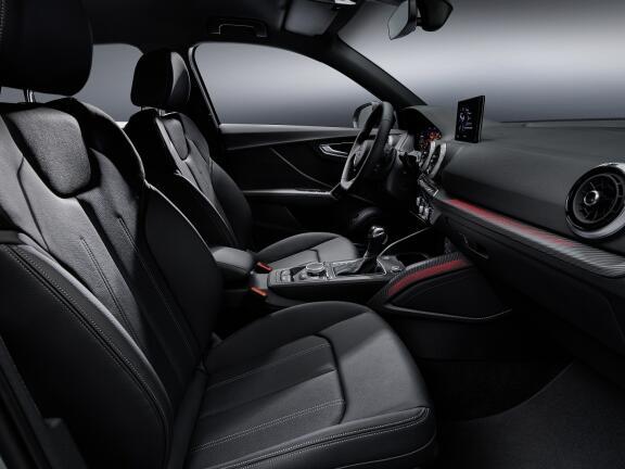 AUDI Q2 ESTATE 35 TFSI Black Edition 5dr [Tech pack]