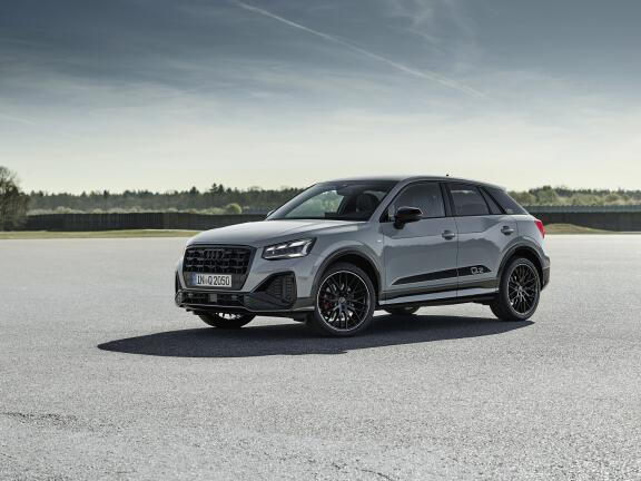 AUDI Q2 ESTATE 35 TFSI Black Edition 5dr S Tronic [Tech pack]